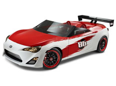 Концепт Scion FR-S Speedster от Cartel Customs