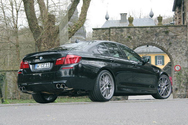 Manhart Racing представил MH5 S-Biturbo
