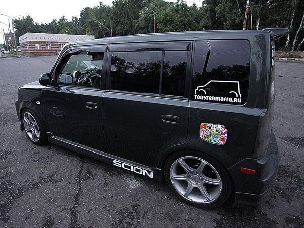 Scion xB или «Car of My Dream»