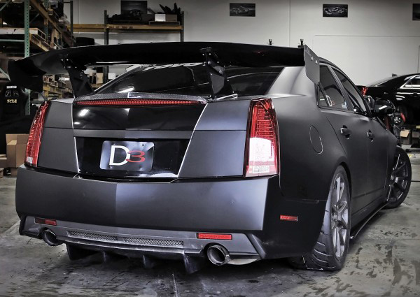 D3 Cadillac CTS-V Night Hawk