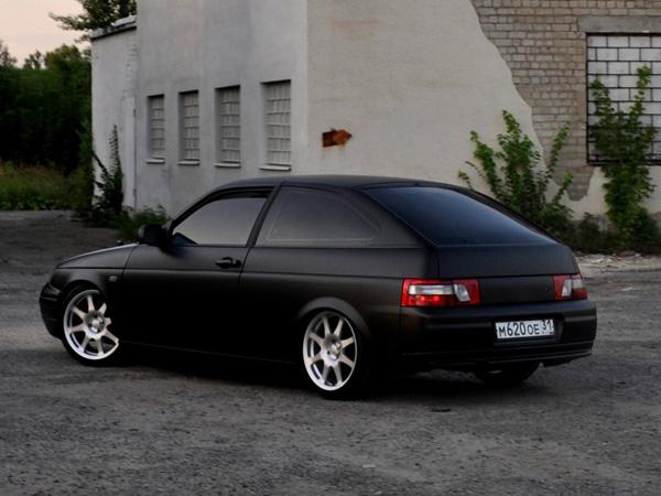Лада 112 Coupe «Черная Пантера»