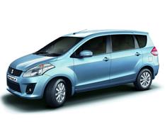 Suzuki Swift превратили в минивэн Maruti Suzuki Ertiga