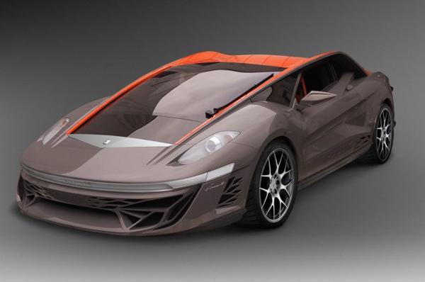 Автомобили уникального дизайна