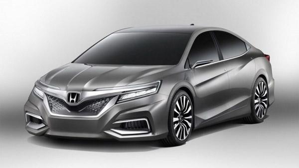 Honda Concept C - седан для китайских покупателей