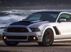 Roush Mustang Stage 3 продадут на аукционе