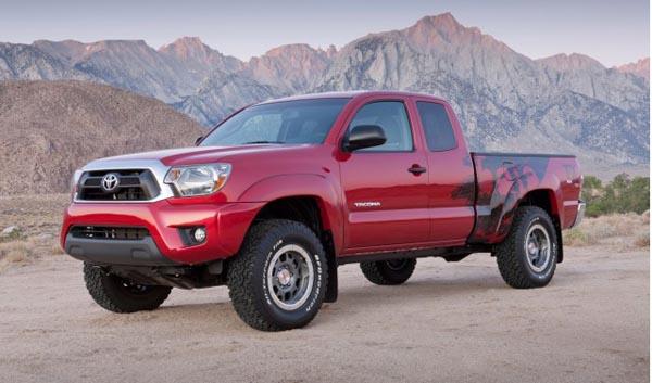 Toyota tacoma loan