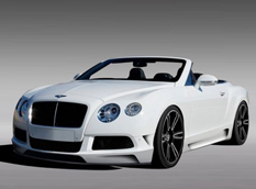 Bentley Continental Audentia GTC от Imperium