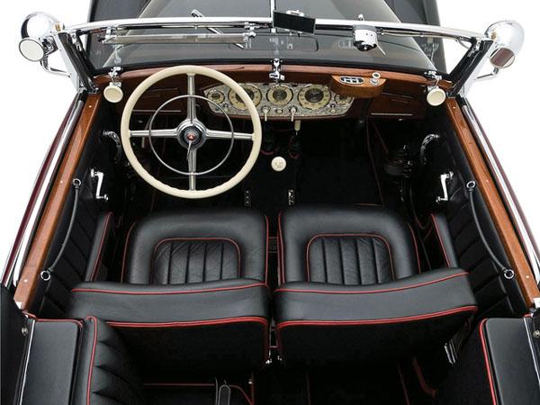 Mercedes-Benz 540K выставят на Аукционе в Монако