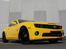 Chevrolet Camaro Transformer Edition от O.CT Tuning
