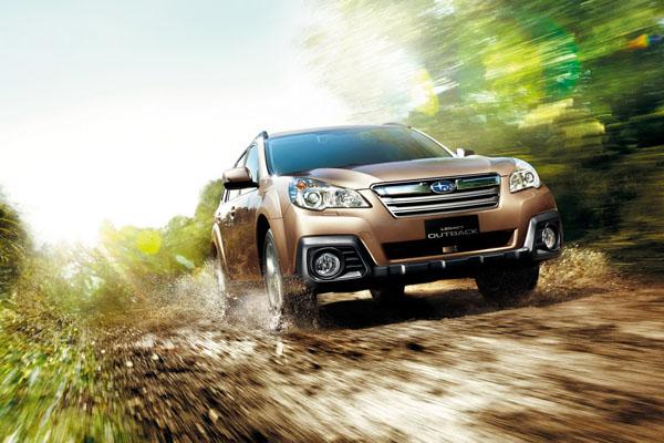 Subaru представила обновленные Legacy и Outback