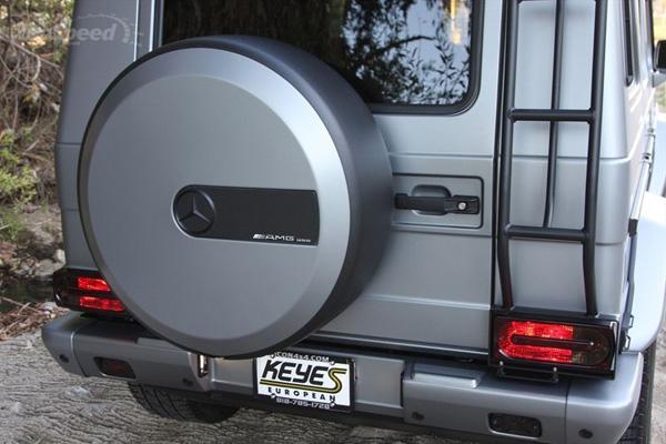 Mercedes-Benz G55 AMG в тюнинге Icon4x4 Design