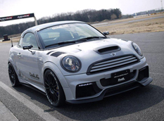 Duell AG представил боди-кит для MINI Coupe JCW