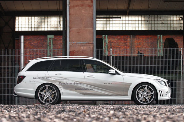 Mercedes-Benz C63 AMG Estate от Edo Competition