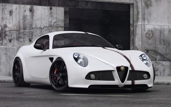 Alfa Romeo 8C Competizione от Wheelsandmore