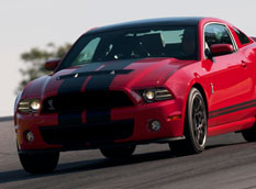 Ford Mustang Shelby GT500 получит лаунч-контроль