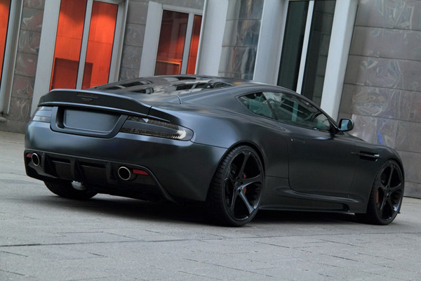 Aston Martin DBS Casino Royale от Anderson Germany