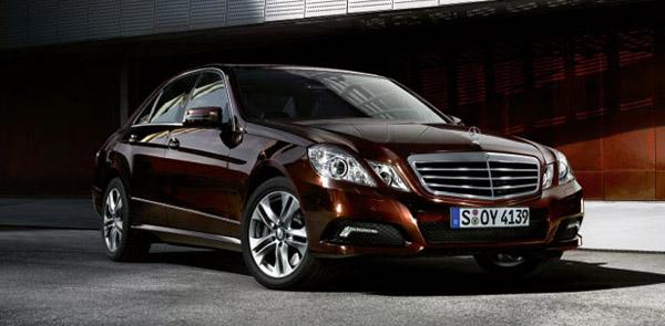 В США может появиться Mercedes-Benz E300