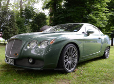 Bentley Continental GTZ Special Edition