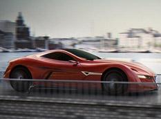 Alfa Romeo 12C GTS Concept от Ugur Sahin