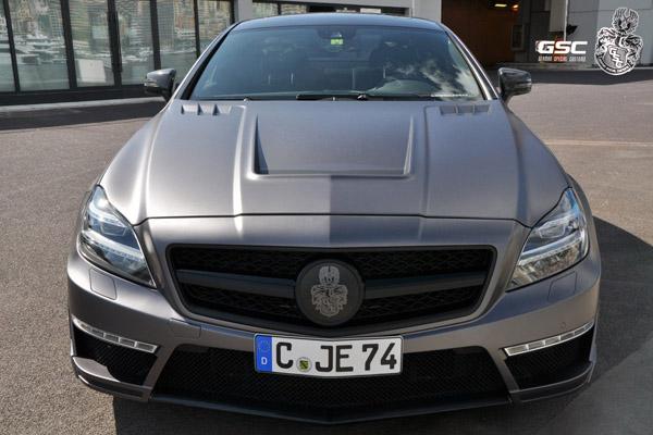 GSC Mercedes CLS 63 AMG – официальный релиз