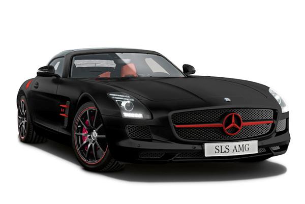 Mercedes-Benz SLS AMG Matt - новинка для Японии