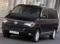 Volkswagen представил Caravelle Business Edition