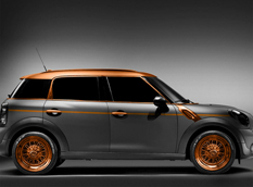 MINI Countryman Steampunk от Carlex Design