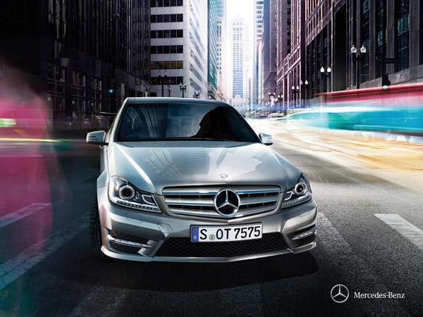 Mercedes-Benz C300 4Matic станет мощнее