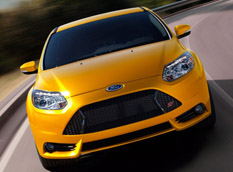 Ford Focus ST получит функцию Overboost