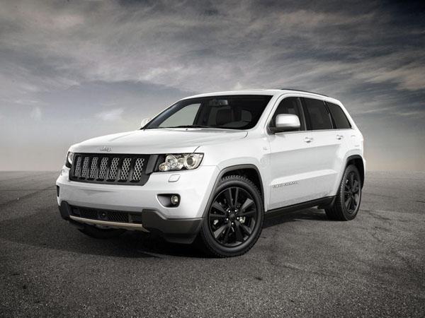 Jeep анонсировал новые модели внедорожников