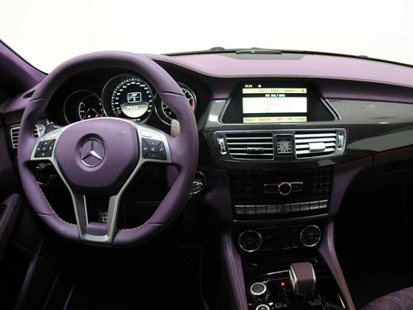 Эксклюзивный Mercedes-Benz CLS63 AMG от Brabus