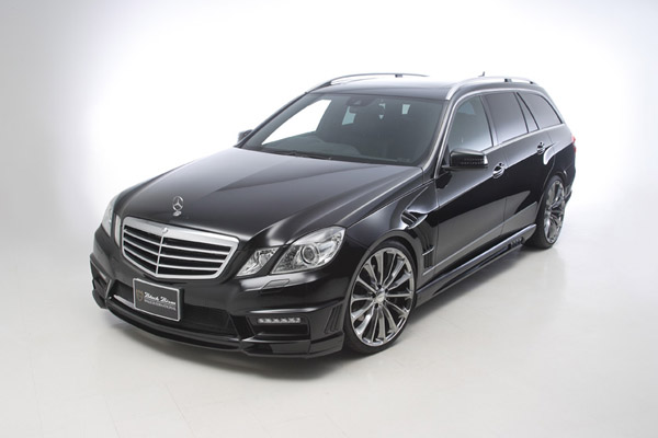 Mercedes-Benz E-Class Wagon Black Bison от Wald