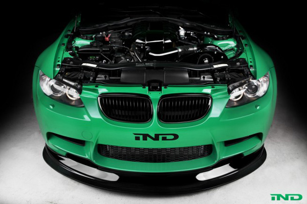 IND Distribution освежил BMW M3 «Green Hell»