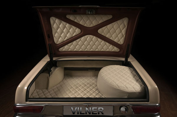 Mercedes-Banz W113 SL Pagoda от Vilner
