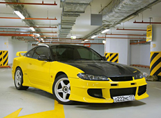 Nissan Silvia «Bone Stock» - гроза драг-рейсеров