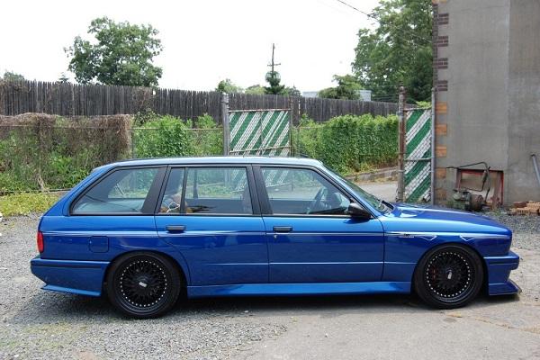 BMW M3 Touring E30 - эксклюзив аукциона eBay