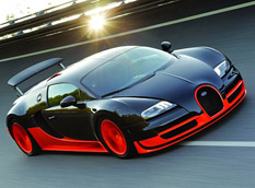 Преемник Bugatti Veyron будет гибридным