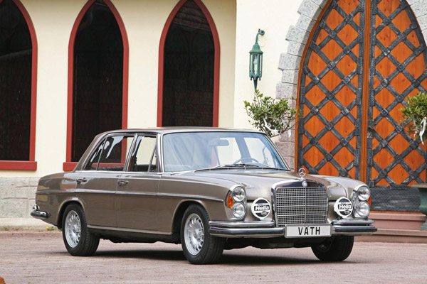 VATH восстановил Mercedes-Benz 300 SEL