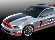 Ford Mustang GT Red Tail продадут на аукционе
