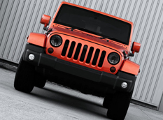 Jeep Wrangler Military Еdition от A. Kahn Design