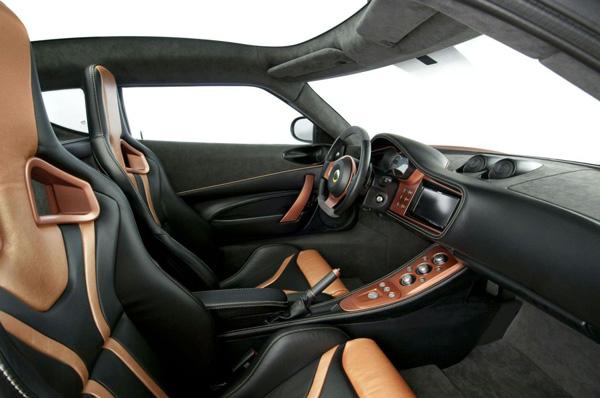 Lotus представил прототип Evora 414E Hybrid