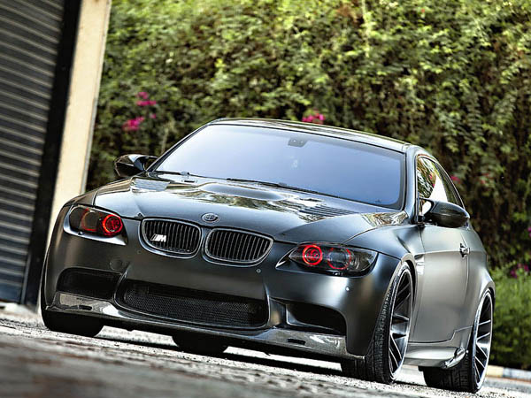 BMW M3 от Strasse Forged Wheels и Active Autowerke