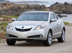 Acura обновила модельный ряд на 2013 год