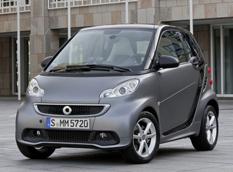 Объявлены рублевые цены на Smart Fortwo 2013