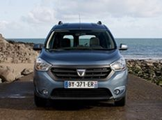 Renault выпустил новый фургон Dacia Dokker