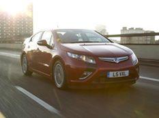 GM обьявил цены на Vauxhall Ampera в Британии