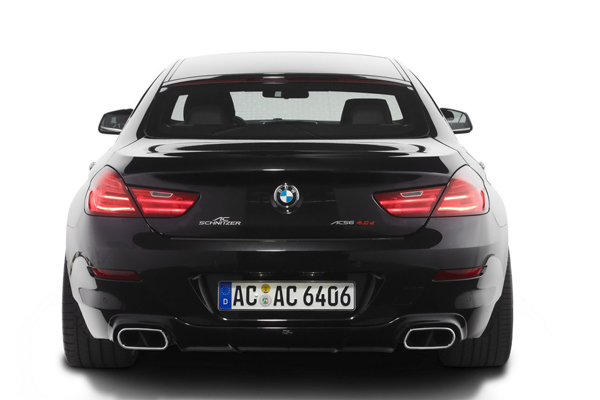 BMW 6-Series Gran Coupe от AC Schnitzer