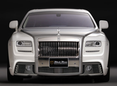 Rolls-Royce Ghost Black Bison в тюнинге Wald