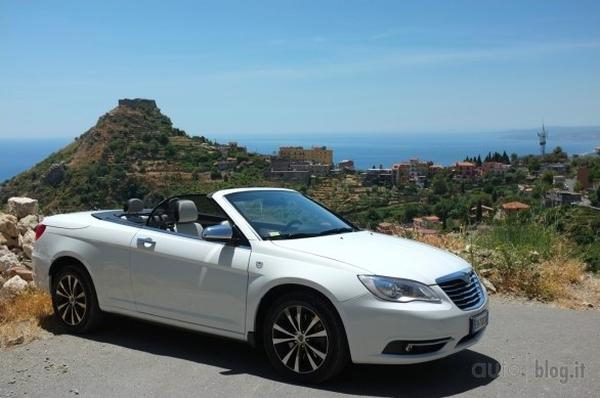 Новый кабриолет Lancia Flavia поступил в продажу
