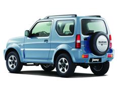 Обновленный Suzuki Jimny оценили в 745 000 рублей